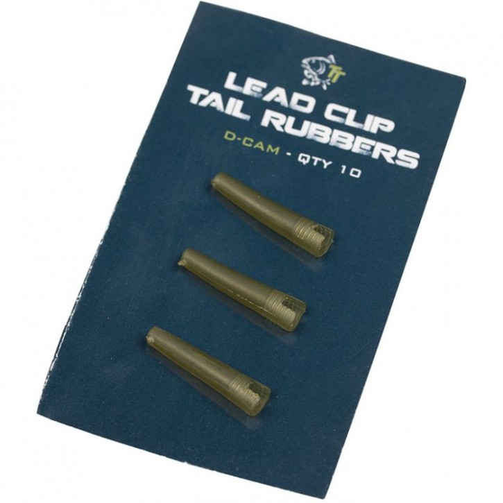 Nash Lead Clip Tail Rubbers