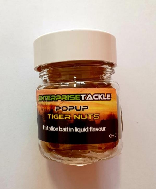 Enterprise Tackle Pop Up Pots Tiger Nuts - Banana GLM