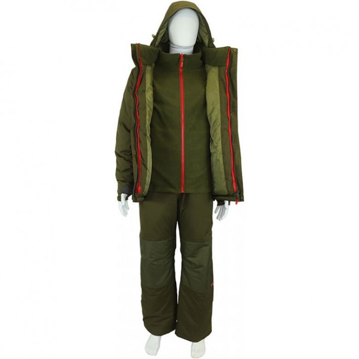 Trakker Core 3-Piece Winter Suit - M