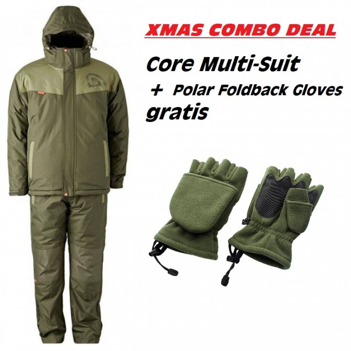 Trakker Core Multi-Suit -  XL / XMAS COMBO