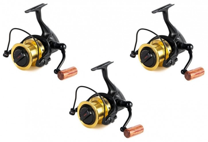 Sonik Xtractor 5000 GS Reel - 3er Set