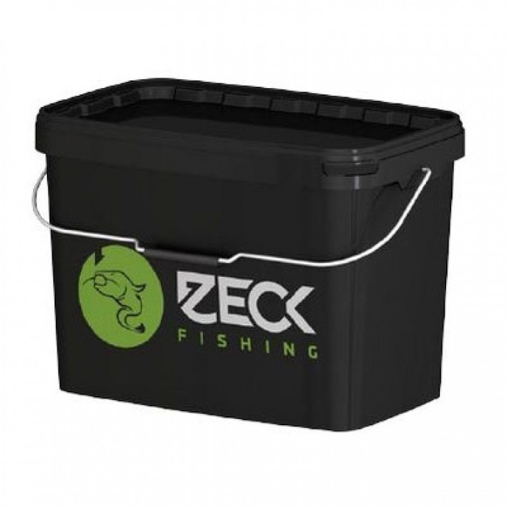 Zeck Fishing Square Bucket 16l