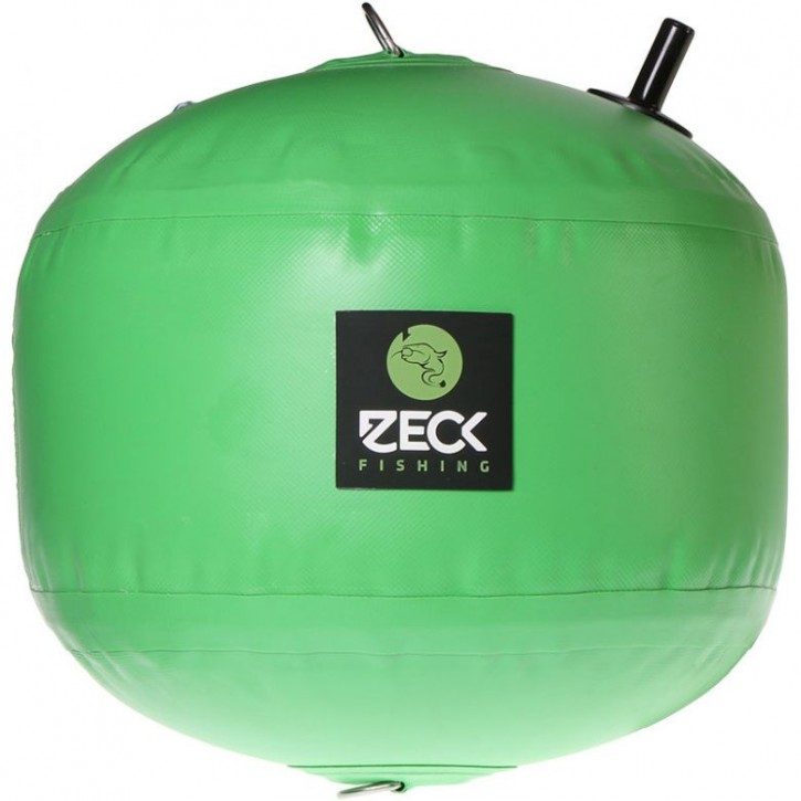 Zeck Fishing Cat Buoy  Green