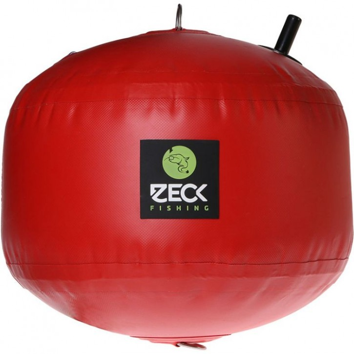 Zeck Fishing Cat Buoy Red