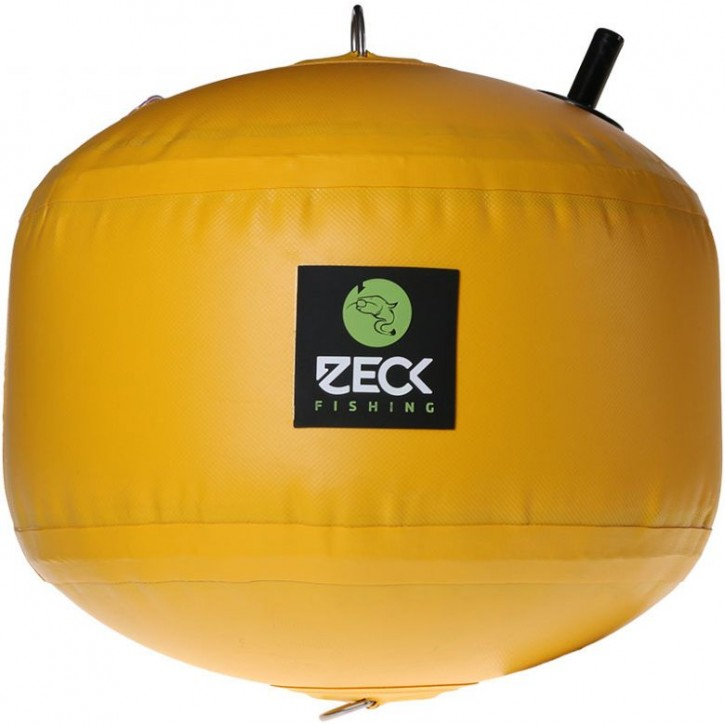 Zeck Fishing Cat Buoy Yellow