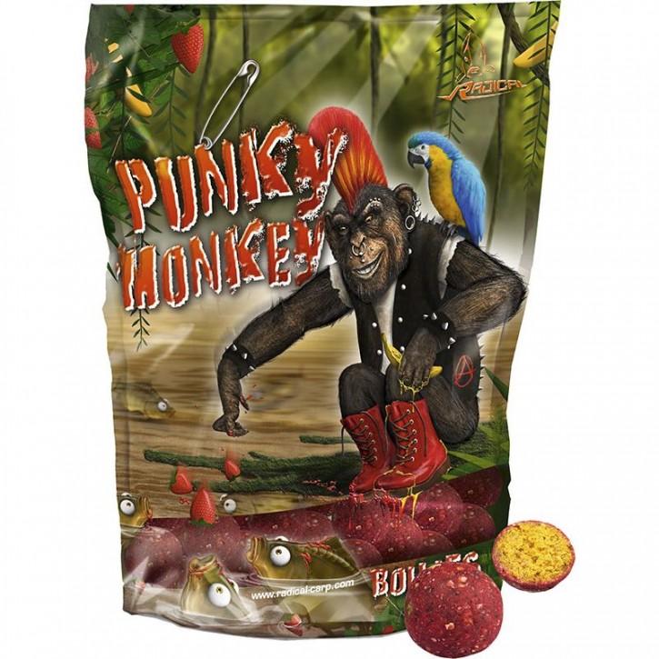 Quantum Radical Punky Monkey Boilie 1 kg - 20 mm