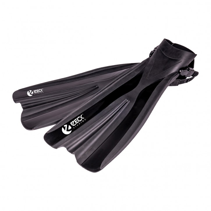 Zeck Fishing Belly Boat Fins Long