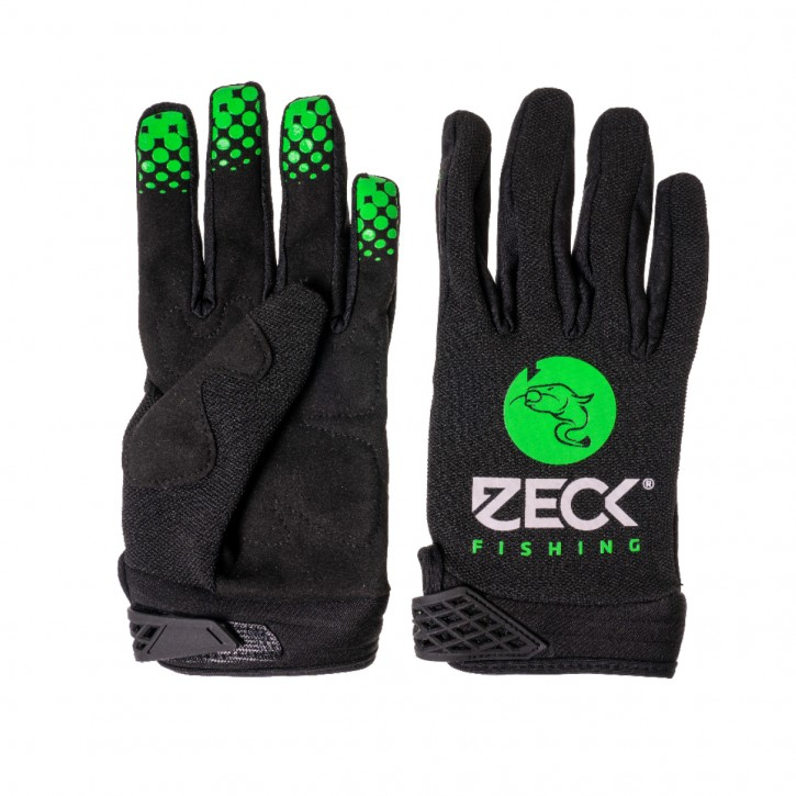 Zeck Fishing Cat Gloves -  L
