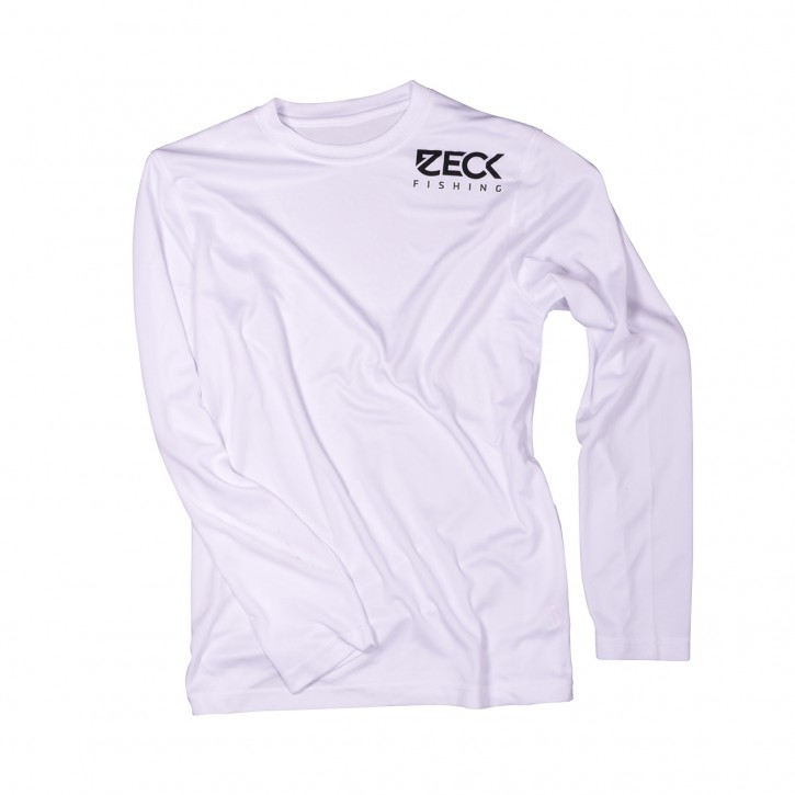 Zeck Longsleeve UV-Cool White - M
