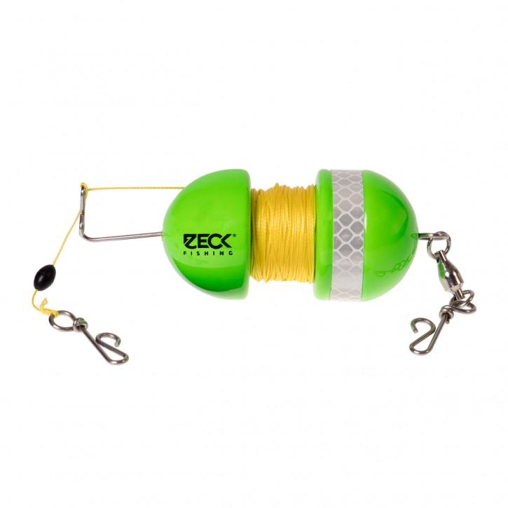 Zeck Fishing Outrigger System Grün