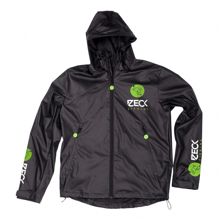 Zeck Rain Jacket Catfish - L