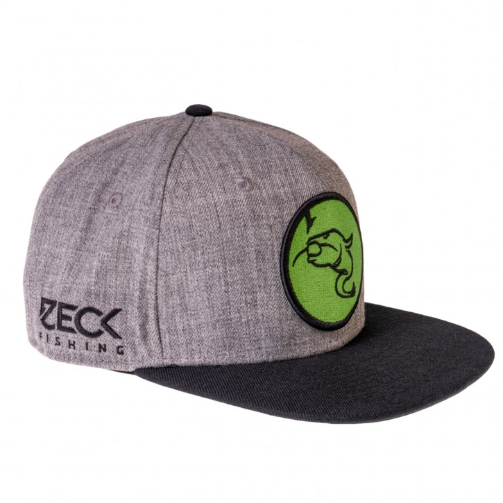 Zeck Fishing Snapback Big Cat