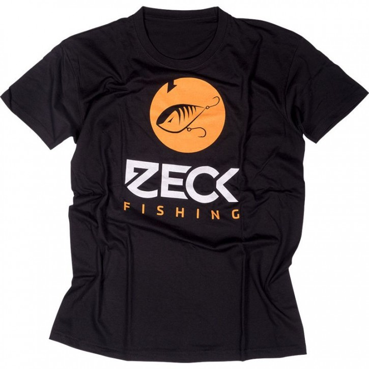 Zeck Raubfisch T-Shirt Predator Black XXXL