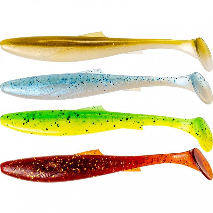 Zeck Fishing Dude 10,2 cm Mixed