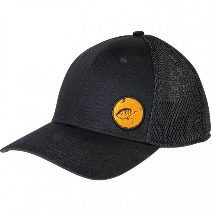 Zeck Raubfisch Mesh Cap Just Black