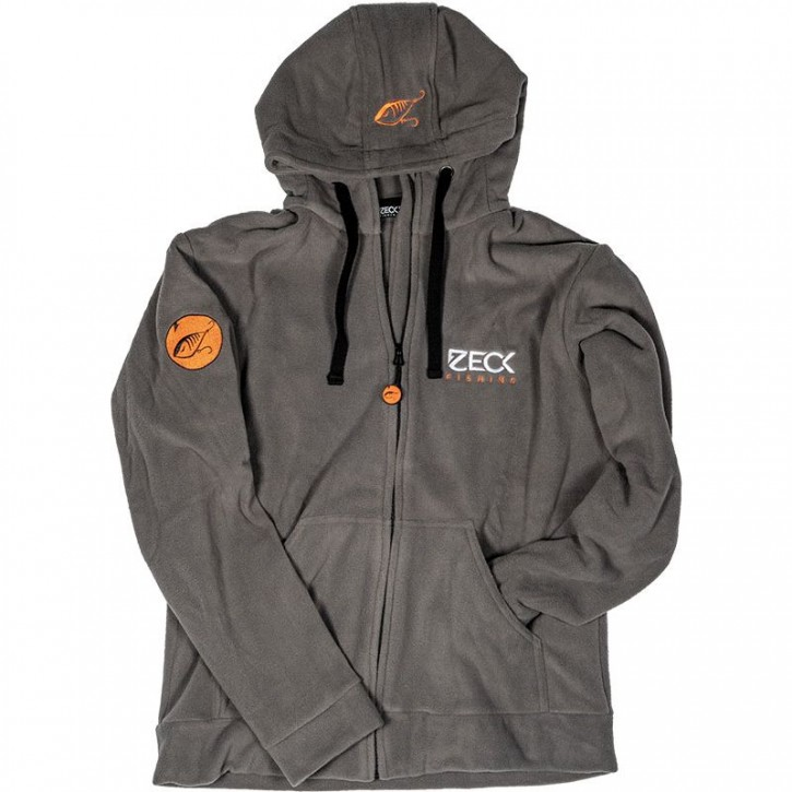 Zeck Raubfisch Fleece Jacket M