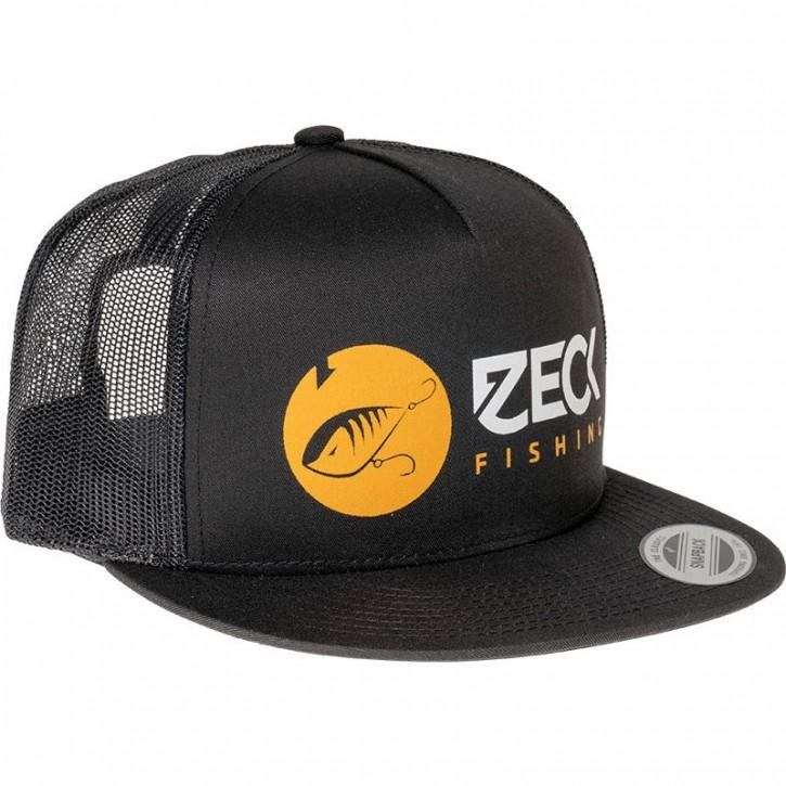 Zeck Raubfisch Trucker Snapback Black