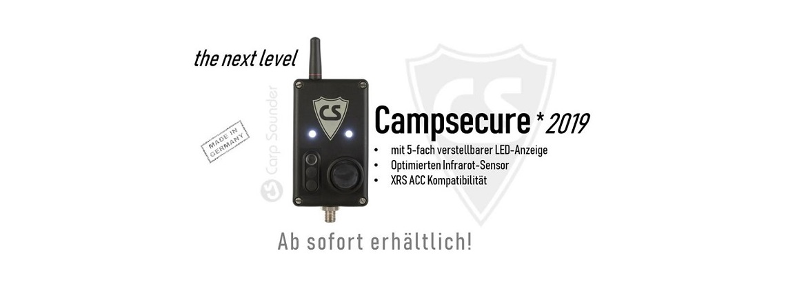 Carpsounder Camp Secure