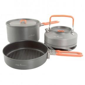 FOX 3-Teiliges Medium Kochset
