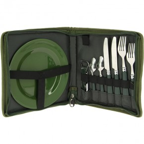 NGT Camo Day Cutlery Set