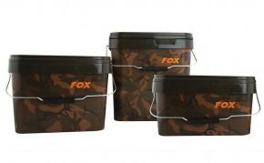 Fox Camo Square Buckets 10l