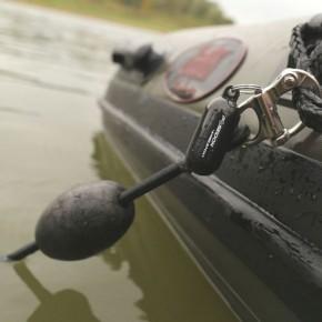 Poseidon Boat Holder Speed Release Camou