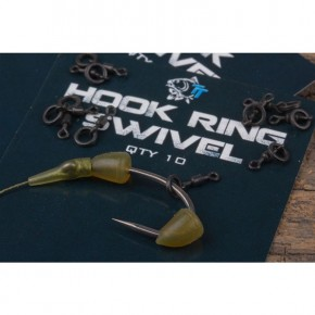 Nash Hook Ring Swivels